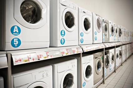Köp tvättmaskin i stormarknad